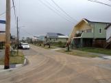 Brad Pitt's housing development in the Lower Ninth Ward