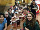 Dinner together in Puebla