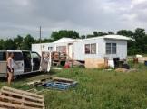 The type of home that many Oglala Lakota have