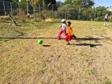 Fútbol in Tecuanipan.