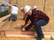 Habitat Build 11 - 4/22/15