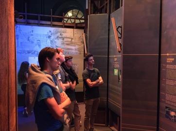 Viewing the Katrina Exhibit