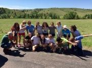 Fun picture: Custer State Park, South Dakota