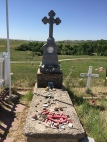 Red Cloud's grave