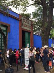 Freida Kahlo Museum