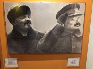 Lenin and Trotsky