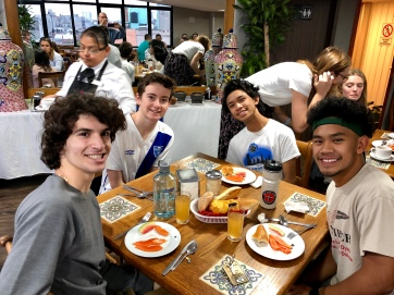 Kameron, Elias, Rainier, Skyler