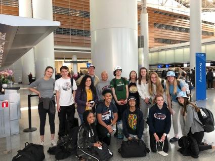 SFO Departure